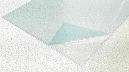 Präzisions-Plexiglas 0,8 mm