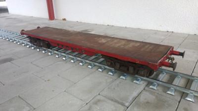 Flachwagen Spur 5 / gebraucht