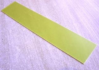 GFK - Platte 1,0 mm*