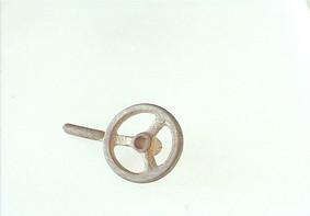 Handrad / ca. 15 mm Durchmesser