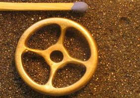 Handrad / ca. 22 mm Durchmesser