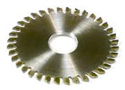 Hartmetall-Sägeblatt 63 x 1,6 mm / Durchmesser x Breite