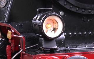 Loklampe DR / DB