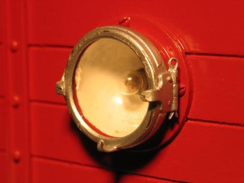 Einbauscheinwerfer für Lokomotiven und Triebwagen