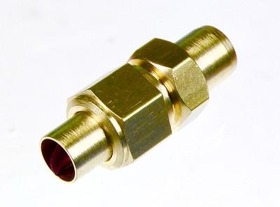 Rohr-Verbindung 4 mm