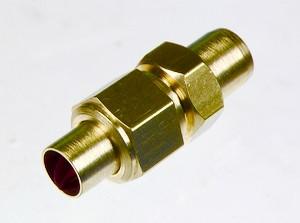Rohr-Verbindung 6 mm