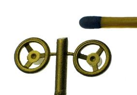 Handrad / ca. 9,6 mm Durchmesser