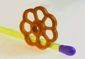 Handrad / ca. 17 mm Durchmesser