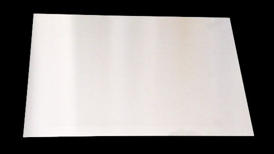 142 x 300 x 0,7 mm Weich-Aluminium