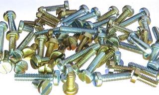 Zylinderschrauben-Sortiment M 2,0