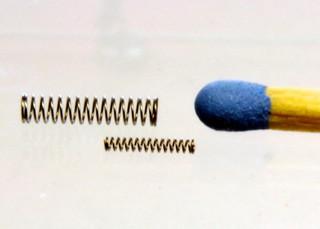 s = 0,10 / D = 0,5 / L = 1,0 mm