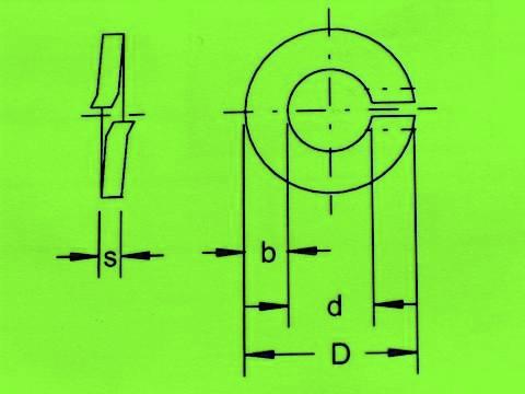 4,2  mm - nicht rostend (A2 / Niro / Inox)