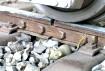 Stoßlaschen für eine Gleisjoch-Verbindung