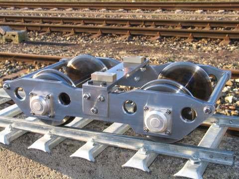 2 x Drehgestell universal / Spur 5