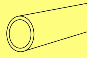 Außen D = 0,6 mm / Innen d = 0,4 mm