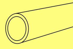 Außen D = 2,0 mm / Innen d = 1,8 mm