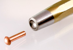1,6 mm - Nietkopfformer
