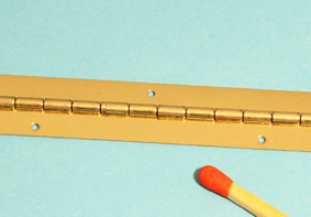 12 x 330 mm  Miniatur - Scharnierband