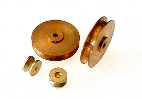 3 mm Seilrolle
