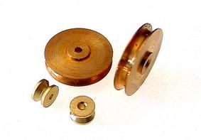 9 mm Seilrolle
