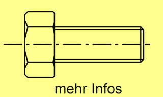 M 3 x 15
