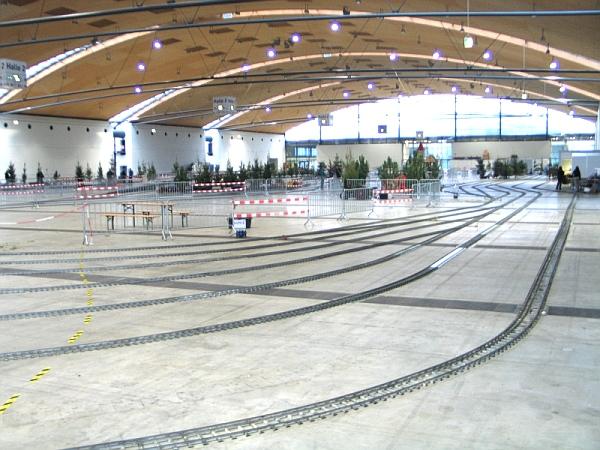Knupfer-Modelbahn-Messe-Gleis