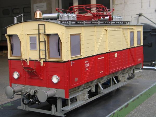 Knupfer-Modeleisenbahn-Modelbahn-wagon